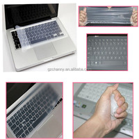 New High Quality Super Thin Universal Waterproof Silicone Laptop Keyboard Cover Protector Skin For Apple For Macbook For Dell