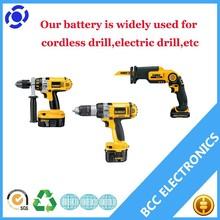 2015 Newest ! dewalt cordless drill 12v battery with 2ah