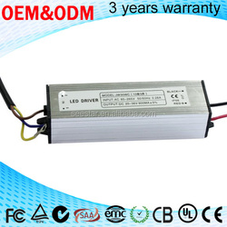 35w 45w 90w ip66 led driver type for street light 3 years warrenty switching power supply china supplier