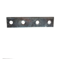 Stainless steel I-stype section steel clip right angle connection