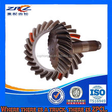 Made In China ISO/TS16949 Certified Steel Material Gear For Various Trucks