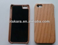 2014 hot salling wood case for mobile phone