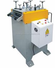 precision roll leveling machine metal straightening machinery
