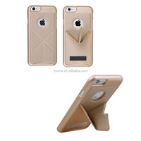New Smart Magnetic Hard Phone Case Cover With Stand For Apple Iphone 6s