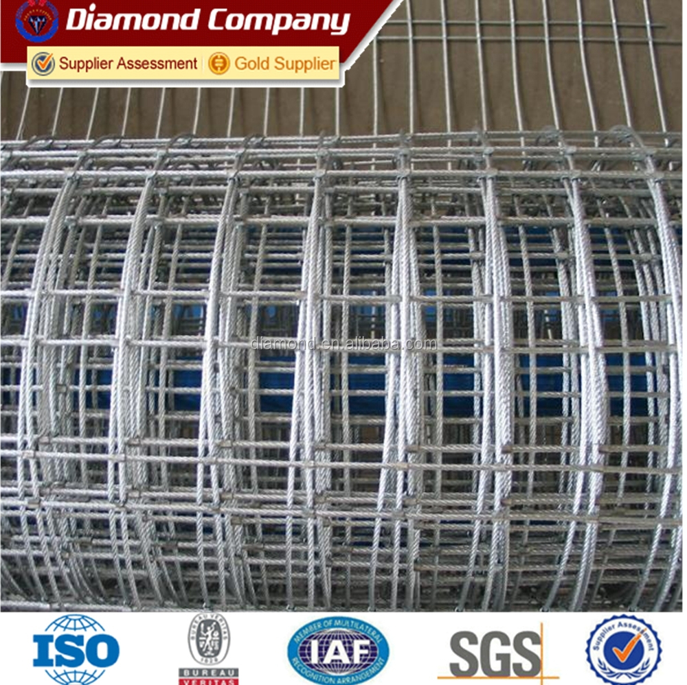 Hot Dipped 2x2 Galvanized Stainless Steel Welded Wire Mesh/for ...