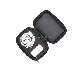 Solar power bank with mini speaker bag