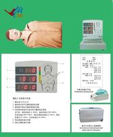 advanced bust used CPR manikin,adult CPR training dummy