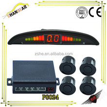 8024 Free Replacement!!! Car Led Parking Sensor Sn-300 High Performance/easy Installation Parking Sensor