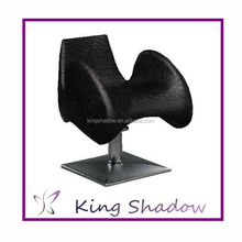 2015 new style black salon chair/colored salon chairs/antique styled salon styling chairs