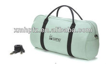 Fashionable stylish mens canvas travel bag
