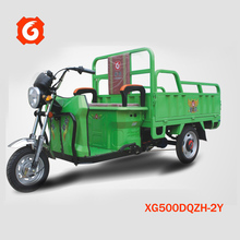 High quality/Cheap price OEM transport battery-powered passanger truk trike vehicle