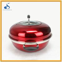 New Design Korean Style Stainless Steel Casserole Hot Pot