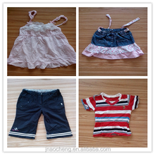 children summer used clothes