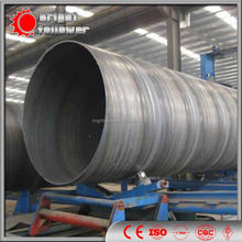 SAWH Welded Pipe/SSAW Steel Pipe/ mechanical properties of st35 steel pipe