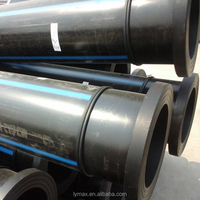 PE Sewer Pipe,Drainage Pipe, HDPE Sewer Pipe