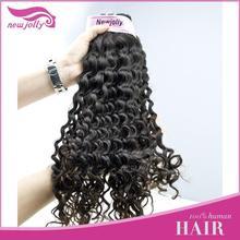 Guaranteed quality 6A grade alibba express,No Shedding No Smell 7a grade virgin hair no remy hair