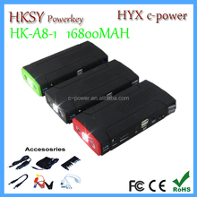 Newest 2015 Hot Products Dual USB Peak Curent 400A Car Power Battery Jump Starter