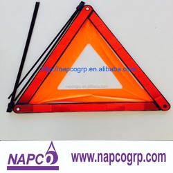 AUTO triangle and torch / auto safety emergency kits
