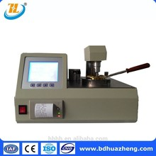 fully automatic open cup flash point tester