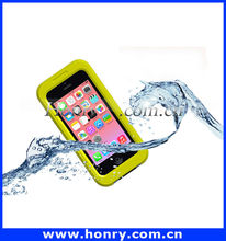 Phone case silicon cover Waterproof case for iphone 4 4s, for iphone case waterproof ,for iphone 4s 5s case
