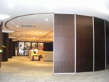 China manufacturer Conference Room/Hotel Partition Finished Movable Wall