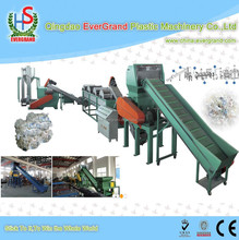 plastic film recycling washing and drying machine