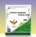 colistin premix 10%(veterinary medicine)