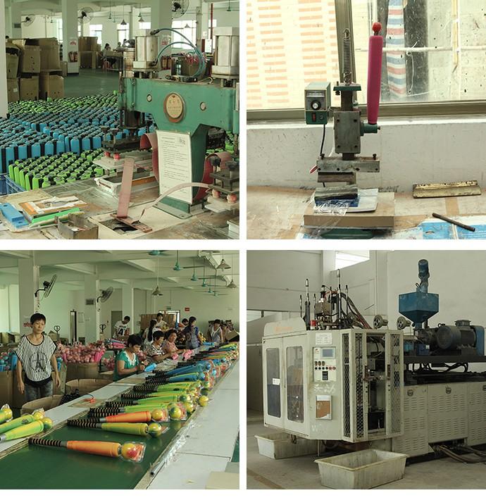 Fábrica OEM professional esporte brinquedo dos miúdos do costume de plástico 16
