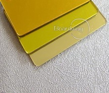 15% Discount wholesale newest color scratch resistant mirror acrylic sheet for advertising and decoration