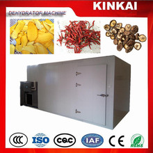 NO any preservatives Natual drying Industrial Fruit Vegetable Dehydrator