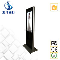 42 Inch digital signage touch screen lcd monitor floor stand