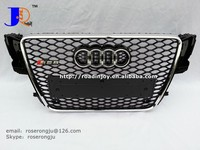 A5 S5 RS5 CAR FRONT GRILLE 2008 2009 2010 2011 2012