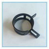 Managanese Steel Spring Clips Elasticity of Pipe Clamps