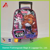 Best prices newest trolley bag kids brand name kid trolley bag travel