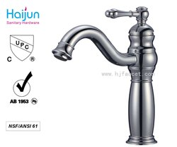 Distributors wanted Single Lever Polished Basin Mixer Tap