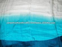"""Rectangular 3 Yard*44"""" Hand Made hemmed Silk Belly Dance Veil,100% pure silk ,belly dancing silk veils 5mm silk veils"""