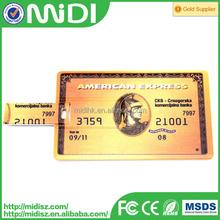 OEM optional color OEM Ultra thin usb flash drive Slim Credit Card Shape pen drive 1gb 2gb 4gb/8gb/16gb/32gb/64g/128gb