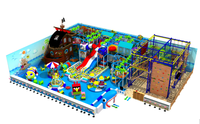 Latest Design 2015 New popular Cheap Customized Children Naughty Castle Indoor Playground for Kids