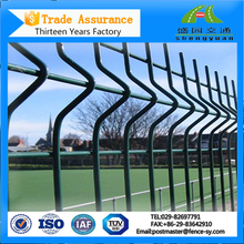 High tensile playground welded steel wire fence