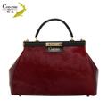 Les femmes de marque de mode sac à main en italie en gros, dames en cuir véritable sac à main en vente