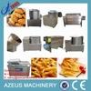 Food & Beverage Machinery Stainless Steel Fresh Potato Chips Making Machine
