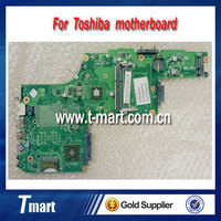 Original laptop motherboard V000275380 for Toshiba Satellite C855 C855D with AMD E2-1800 1.4Ghz CPU fully tested