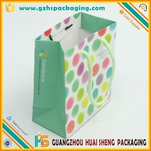 Luxury Printed Carry Out Paper Bags promotion according to clients' requirment