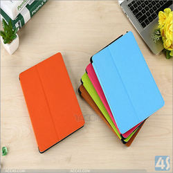 Super quality Slim Magnetic Smart Cover PU Leather Case Stand For Apple iPad Air 2