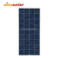 145w 12V High Efficiency Polycrystalline Solar Panel