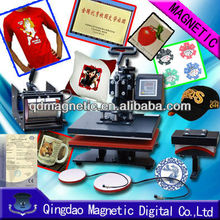 5 in 1 heat transfer pressing machine for sale