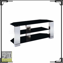 new style turkish furniture glass tv stand