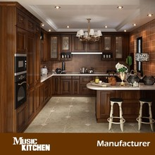 American style modern kitchen design and cabinets
