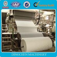 Zhengzhou Dingchen latest design Machine to make toilet paper,Toilet paper manufacturing plant