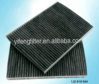 Cabin Filter 4B0819439C for Audi TT, Skoda Octavia/ Syperb, VW Caddy II/ Passat/ Polo/ Bora/ New Bettle